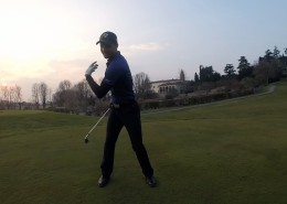 Backswing Sequence